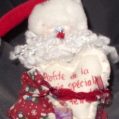 Poupette Père Noël 012