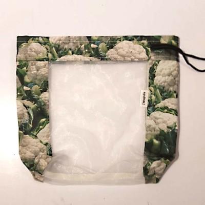 Sac à fruits et légumes réutilisable chou-fleur (petit)
